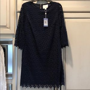 Sail to sable NWT navy dress size 10
